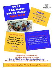 ZAC Camp Flyer (BTJ)