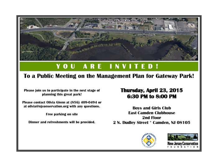 Gateway Park Public Meeting #1