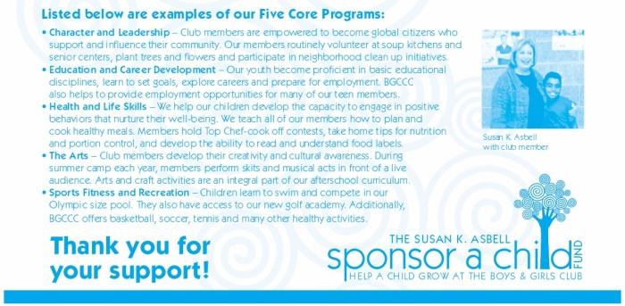 Reply envel 5 Core Programs