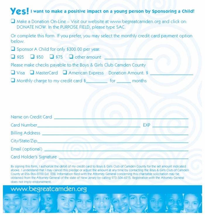 SAC reply envel Yes donate