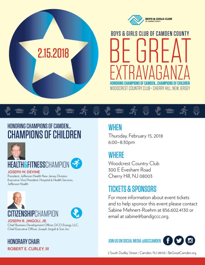 BG Be Great 2018 STD Flyer w HC